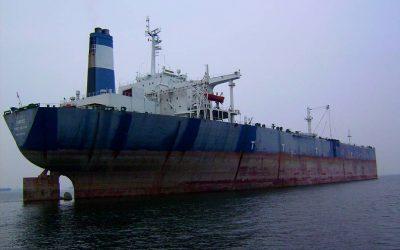 Container Ship Taurus, Port Klang